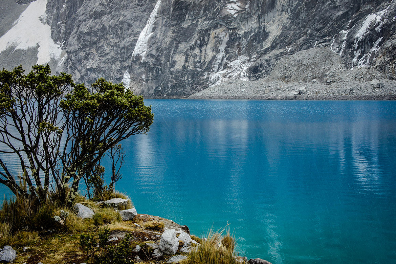Water in Peru