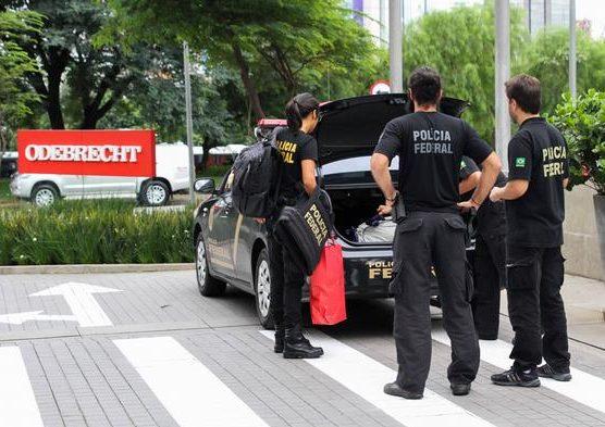 Odebrecht police