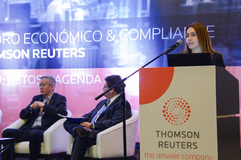 Thomson Reuters Sandra Orihuela