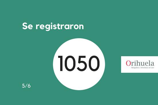 Corrupcion registraron 1050