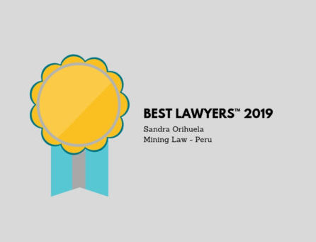 Sandra Orihuela Recognized by Best Lawyers 2019