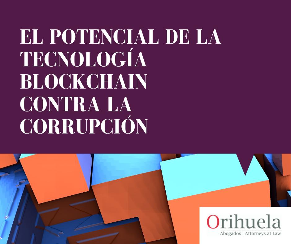 El potencial de la tecnología blockchain contra la corrupción