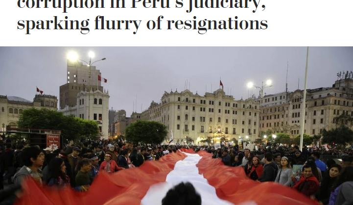 Sandra Orihuela interviewed for The Washington Post article