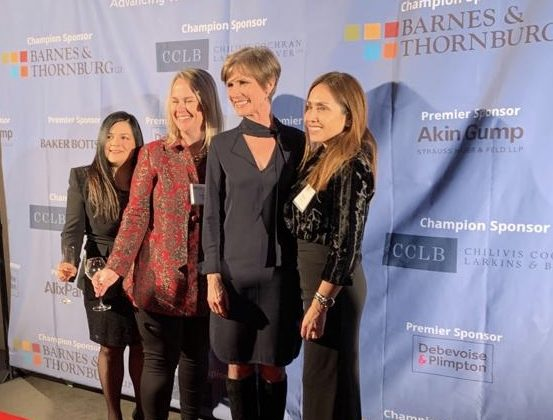 2019 Awards Dinner Gala of the Women's White Collar Defense Association