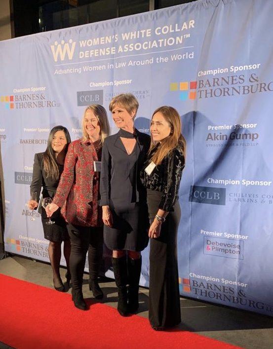 2019 Awards Dinner Gala of the Women's White Collar Defense Association